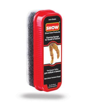 Чистящая губка для Нубука и Замши SHOW