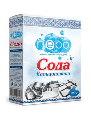 Сода кальцинированная NEBOlight 700 грамм