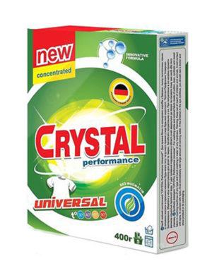 Стиральный порошок CRYSTAL 0,4 кг универсал