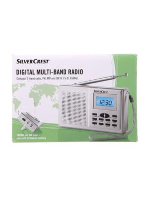 Радиоприемник Silver Crest FM-MW