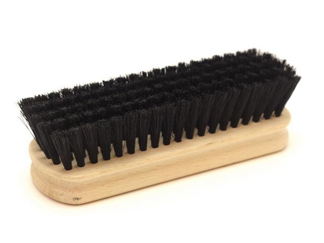 Щетка для одежды с деревянной колодкой (140 мм)