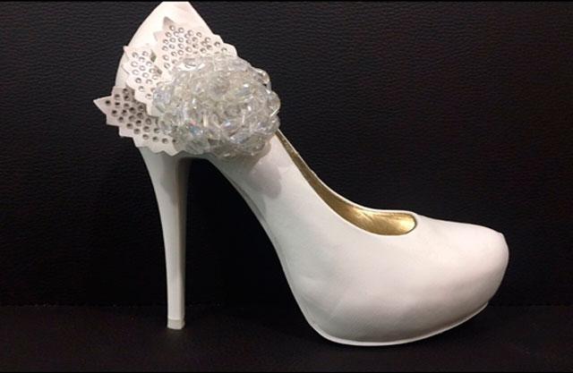 Туфли женские, праздничные.