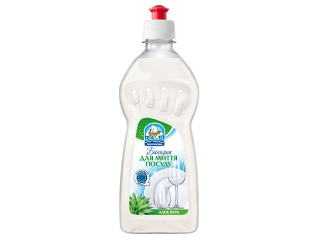 Бальзам для миття посуду BALU Алое Вера 500 мл/пет