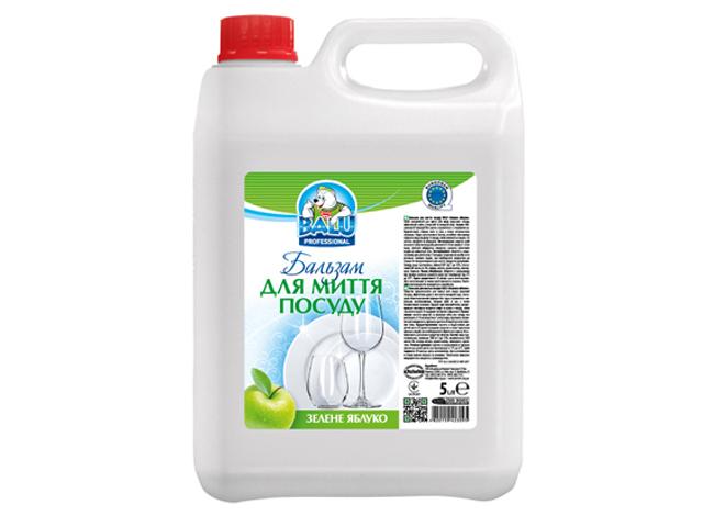 Бальзам для миття посуду BALU Тропік 5 л/пт