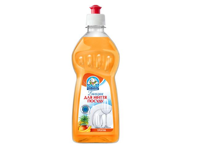 Бальзам для мытья посуды BALU Тропик (500 мл)