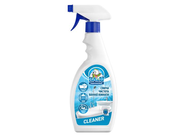 Професійний засіб для миття сантехніки та кераміки BALU CLEANER 550 мл