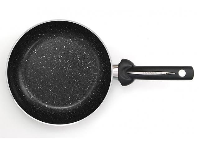 Сковорода с высоким бортом PENSOFAL PEN8511-B 24см BIO STONE