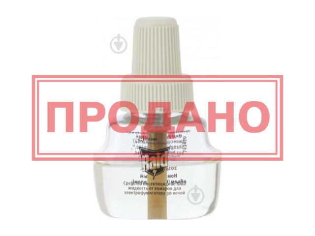 Жидкость от комаров для электрофумигатора RAID 30 ночей (без упаковки)