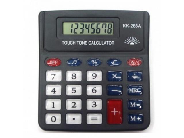 Школьный калькулятор Kenko KK-268A