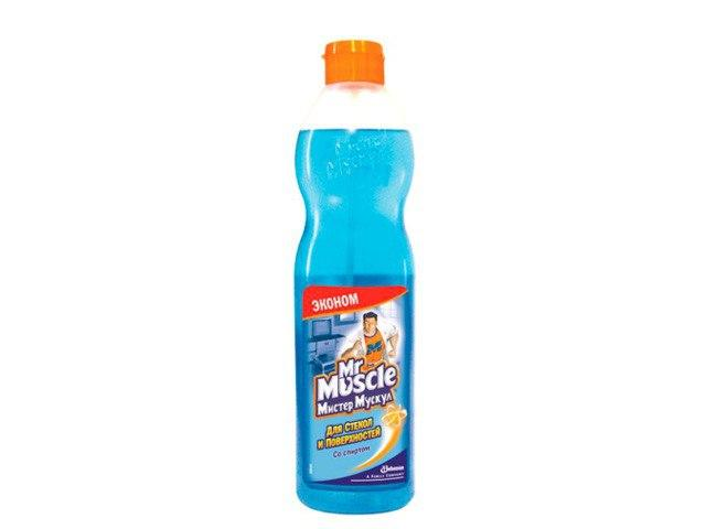 Средство для мытья стекол Mr. Muscle (500 мл)