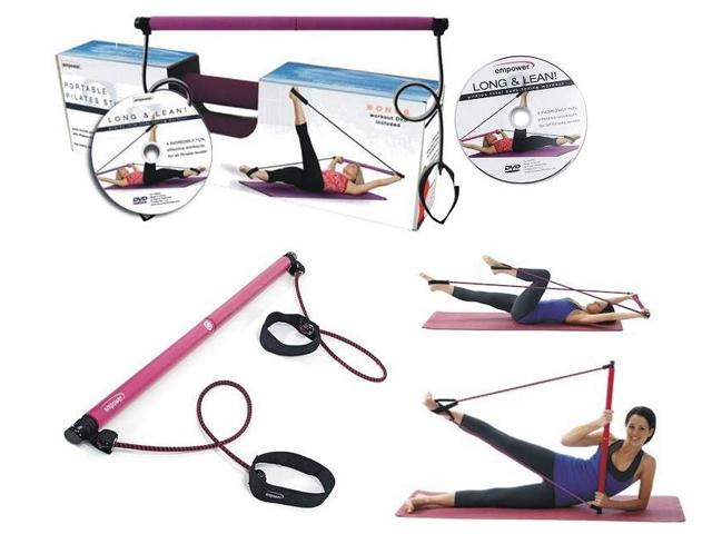 Тренажер для занятий пилатесом Portable Pilates Studio