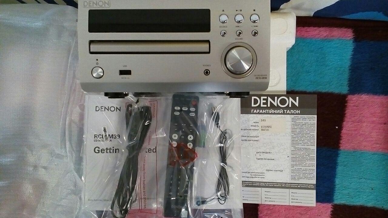 Минисистема Denon RCD-M39