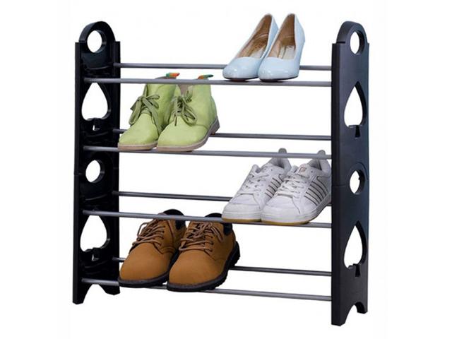 Полка для обуви Amazing Stackable Shoe Rack