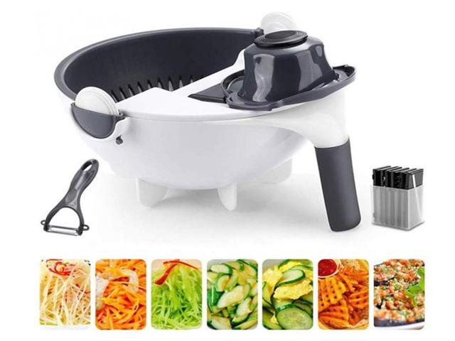 Овощерезка Basket vegetable cutter с насадками