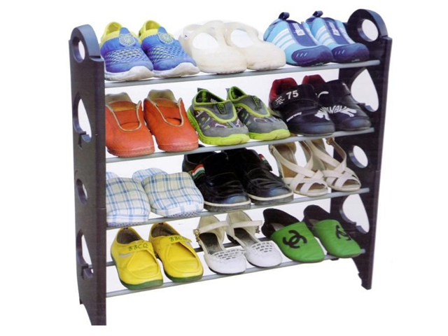Полка для обуви Amazing Stackable Shoe Rack