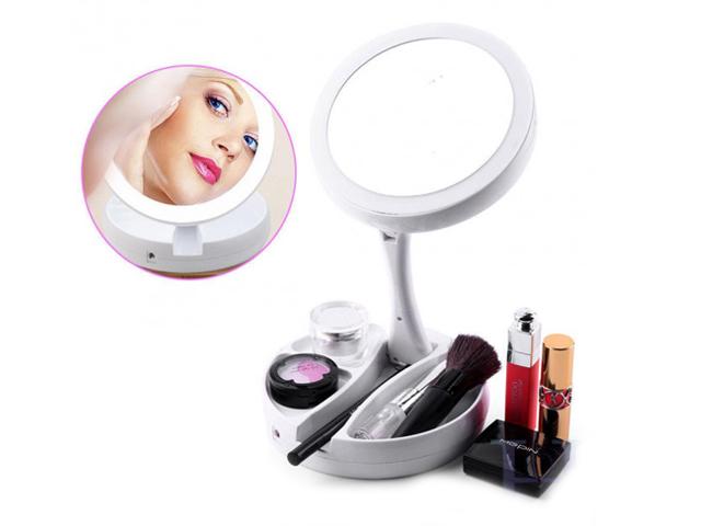 Зеркало с LED подсветкой My Foldaway Mirror