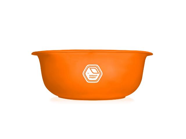 Миска 5,0 л (оранжевая)