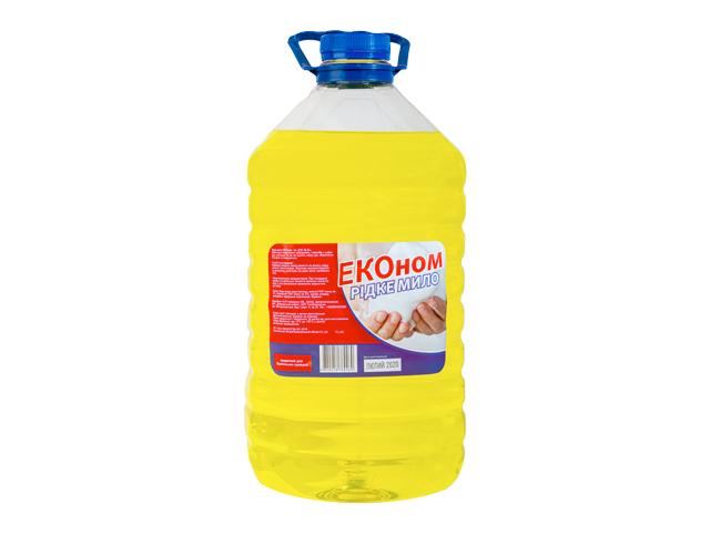 Жидкое мыло ЭКОном 5л ТМ ICE BLIK