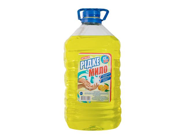 Жидкое мыло Optimum 5л Лимон ТМ ICE BLIK
