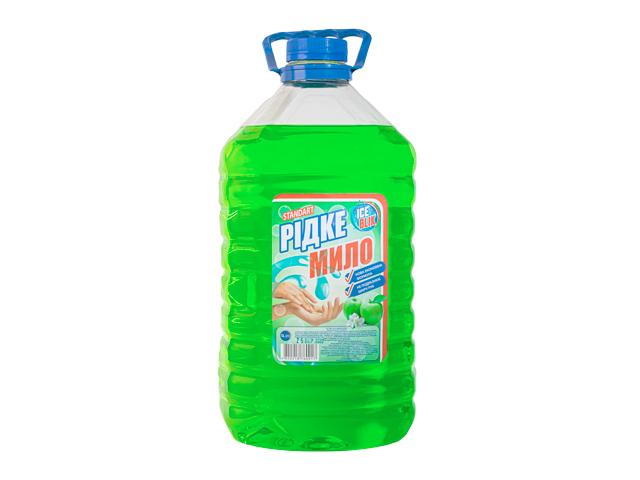 Жидкое мыло Standart 5л Яблоко ТМ ICE BLIK
