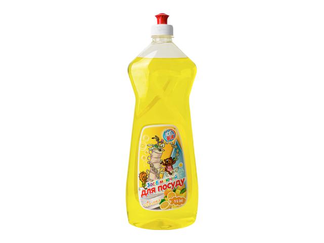 Моющее для посуды Standart 1л Лимон ТМ ICE BLIK