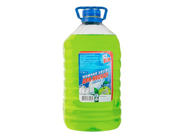 Моющее для Посуды Optimum 5л Яблоко ТМ ICE BLIK