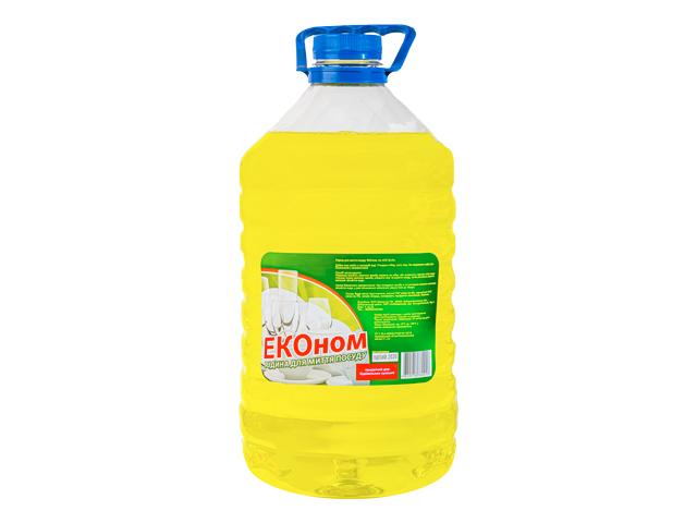 Моющее для Посуды ЭКОном 5л ТМ ICE BLIK