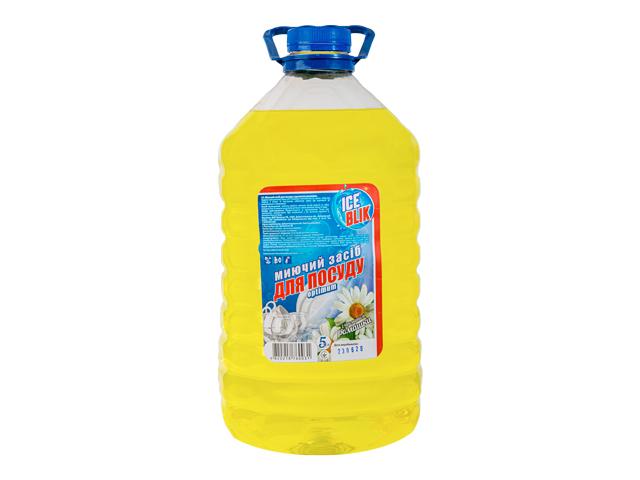 Моющее для Посуды Optimum 5л Ромашка ТМ ICE BLIK