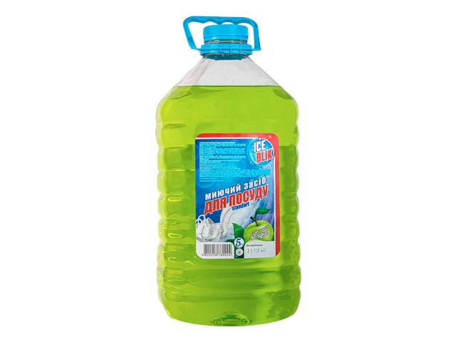 Моющее для Посуды Standart 5л Яблоко ТМ ICE BLIK