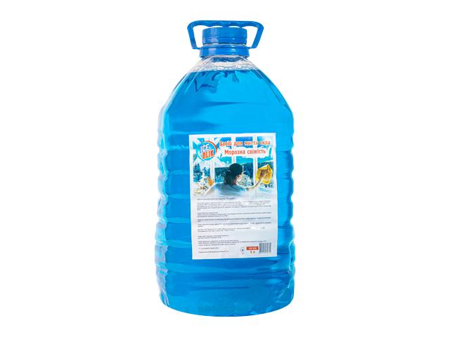 Средство для стекла 5л Морозная свежесть ТМ ICE BLIK