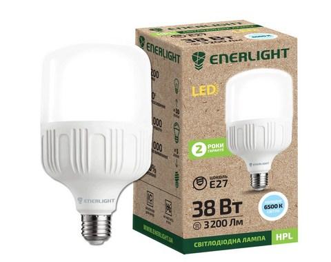 LED лампа ENERLIGHT HPL 38W 6500K E27