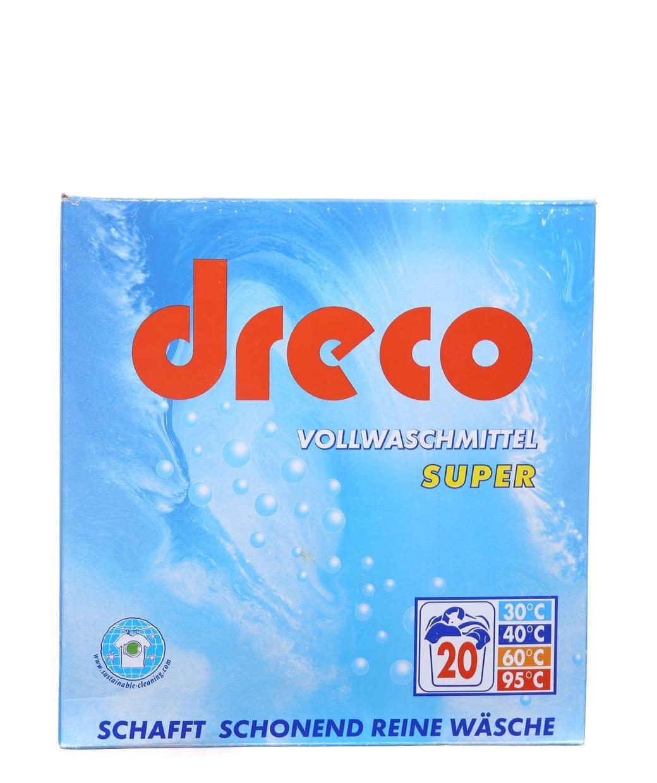 Стиральный порошок для стирки белья Dreco 3 кг 20 стирок
