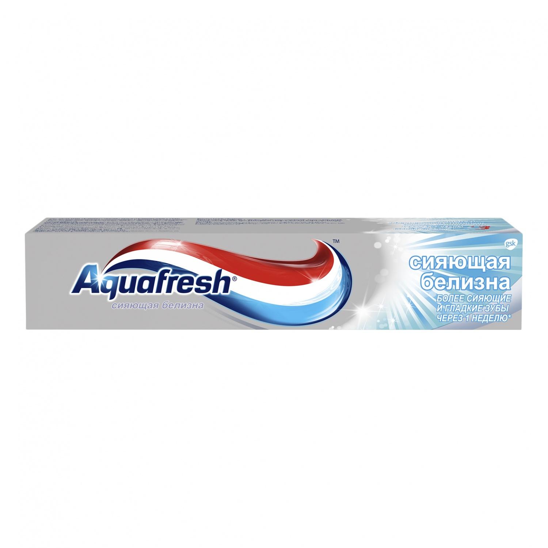 Зубная паста Aquafresh Сияющая белизна (100 мл)