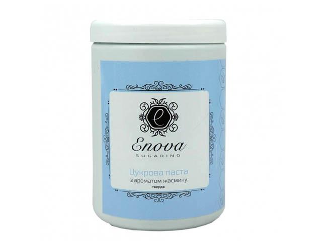 Сахарная паста для эпиляции Enova плотная ( голубая) с ароматом жасмина 1400 гр